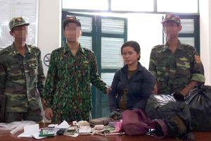 Bắt đối tượng vận chuyển 5,8kg cần sa từ Campuchia về Việt Nam