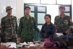 Bắt đối tượng vận chuyển 5,8 kg cần sa từ Campuchia về Việt Nam