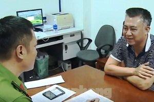 CLIP: Lực lượng Cảnh sát Hình sự bắt chủ khách sạn Bavico Nha Trang trốn nã