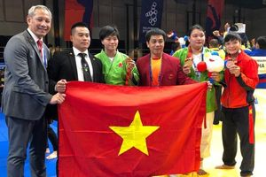 SEA Games 30: Đắm mình trong 'cơn mưa vàng' Kurash