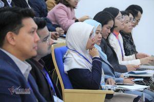 Các nhà khoa học trẻ góp sáng kiến xây dựng ASEAN