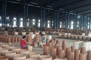 Cải tiến năng suất nhờ áp dụng công nghệ mới trong sản xuất ngành gốm