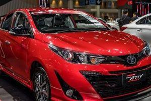 Toyota Vios phiên bản thể thao vừa ra mắt giá hơn 400 triệu được trang bị những gì?