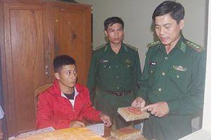 Điều tra nguồn gốc 25 bánh heroin 'trôi dạt' vào bờ biển Quảng Nam