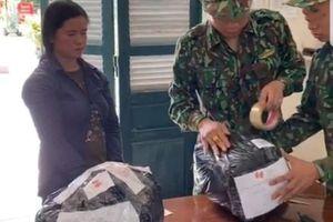 An Giang: Nhận 500.000 đồng, nữ 8X vận chuyển 5,8kg cần sa từ Campuchia sang Việt Nam