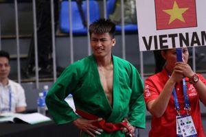 Kurash mang về cho Việt Nam 3 HCV, vẫn đứng thứ 2 sau chủ nhà Philippines