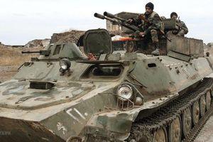 Quân đội Syria ngăn chặn nhiều cuộc tấn công của phiến quân