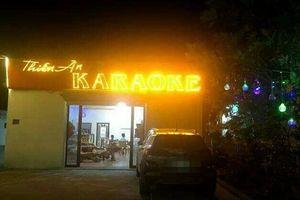 Bắt giữ ông chủ quán karaoke ở đất Cảng tổ chức 'tiệc' ma túy cho chân dài và các thanh niên bay lắc