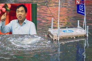 Công nghệ làm sạch sông Tô Lịch: JEBO cho rằng sở Xây dựng Hà Nội vô căn cứ