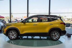 Khám phá SUV động cơ tăng áp, giá 'mềm', cạnh tranh với Honda HR-V, Ford EcoSport
