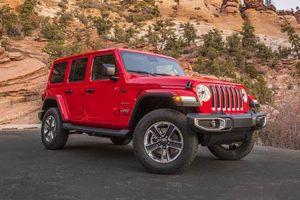 Ngắm SUV off-road công suất 260 mã lực, giá gần 900 triệu đồng