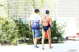 Ánh Viên 'bị đuổi' trong lúc đang tập luyện tại SEA Games 30