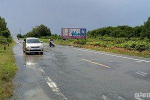 Khẩn trương sửa chữa QL1 và đường Hồ Chí Minh đoạn Năm Căn-Đất Mũi