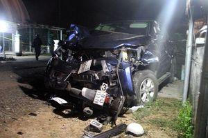 Tài xế xe bán tải tông 4 người chết không hãm phanh trước lúc gây tai nạn