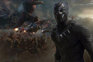 Trận chiến Endgame cuối cùng đã lược đi một nhân vật quan trọng của Black Panther