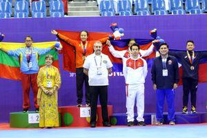 Việt Nam giành 5 huy chương vàng trong ngày thứ 2 ở SEA Games 30