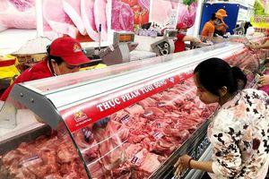 Saigon Co.op cam kết bình ổn giá thịt heo