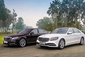 Mercedes S-Class bán chạy nhất tại Trung Quốc