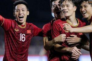Tới đây Singapore, U22 Việt Nam sẽ dạy cho những cậu bé của Fandi Ahmad cách ghi bàn
