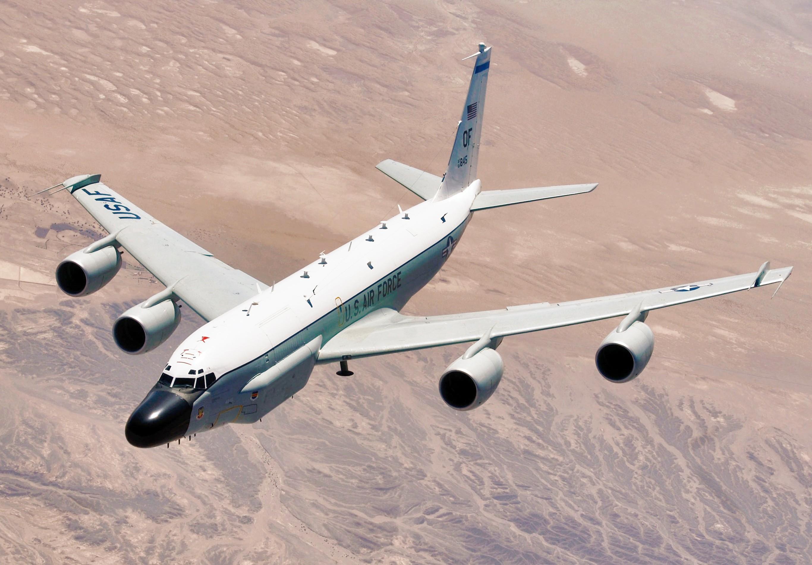 Mỹ liên tiếp triển khai máy bay tới do thám Triều Tiên