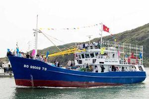 Bình Định: Sớm có giải pháp cho tàu cá vỏ thép của ngư dân