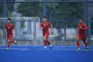 U22 Việt Nam - U22 Singapore ngày 3/12: Hướng tới chiến thắng đậm đà