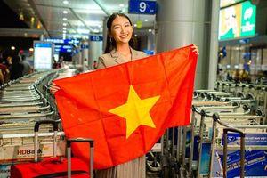 Thanh Khoa sang Hàn Quốc thi Hoa khôi Sinh viên Thế giới