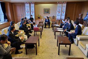 Bình Thuận sang Nhật mời đầu tư nông nghiệp công nghệ cao