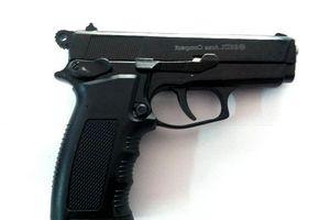1 thanh niên đi đòi nợ bằng súng ở Gia Lai
