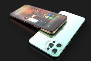 Thiết kế iPhone 12 Pro Super với 5 camera, Face ID dưới màn hình