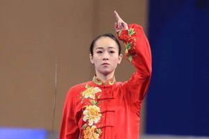 Thực hư vụ hụt huy chương vàng của wushu Việt Nam