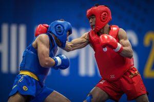 Tuyển wushu Việt Nam liên tiếp giành HCV ở SEA Games 30