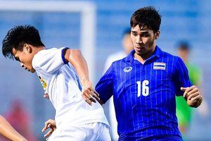U22 Thái Lan suýt thủng lưới trước Lào ở SEA Games 30