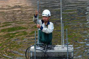 Đơn vị thí điểm công nghệ Nhật muốn xử lý ô nhiễm toàn bộ sông Tô Lịch