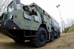 Nga chuyển vũ khí không thể bị gây nhiễu đến Kaliningrad
