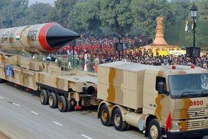Ấn Độ phóng thành công tên lửa đạn đạo tầm trung Аgny-3