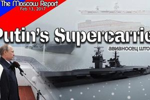 Siêu tàu sân bay Storm: Bầy sói Kalibr cần hơn 'Bão táp'
