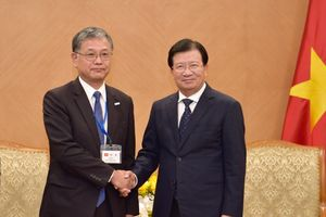 Thúc đẩy ngoại giao nhân dân Việt-Nhật