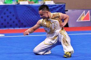 Phạm Quốc Khánh kết thúc 'cơn khát' HCV của wushu Việt Nam tại SEA Games