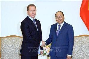Thúc đẩy quan hệ đối tác chiến lược toàn diện Việt Nam - Liên bang Nga
