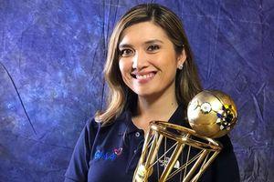 Nhan sắc nữ phóng viên Philippines phát ngôn sốc về SEA Games 30