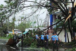 Siêu bão Kammuri đổ bộ với sức gió 215km/h, SEA Games bị ảnh hưởng