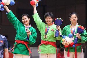 Kurash mang 'mưa Vàng' cho đoàn Thể thao Việt Nam