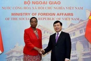Việt Nam- Kenya tích cực hỗ trợ các doanh nghiệp xúc tiến các cơ hội đầu tư