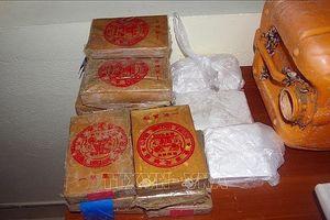 Bộ Công an vào cuộc vụ ma túy 'khủng' trôi dạt trên biển