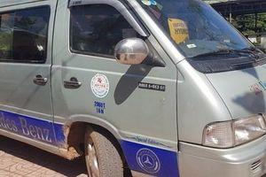 Vụ ô tô đánh rơi 2 học sinh: Tài xế dùng bằng lái xe giả