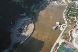 Quảng Ninh tạm dừng lấn hồ điều hòa Cô Tiên xây khách sạn