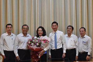 Nhân sự mới TP Hồ Chí Minh và 4 tỉnh, thành phố