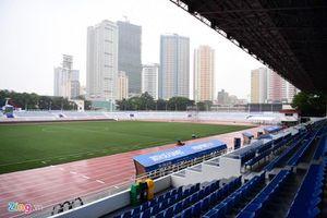 HLV Park Hang-seo cử người 'do thám' thời tiết trước đại chiến với U22 Singapore