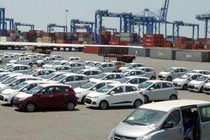 135.0000 ô tô nguyên chiếc được nhập khẩu trong 11 tháng năm 2019